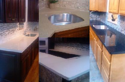 Higlo (tm) Quartz Surface Prefab Kitchen Countertops In A Variety Of  Beatiful Colors. These Countertops Are Made Of Quartz Solid Surface, Which  Is About 93% ...